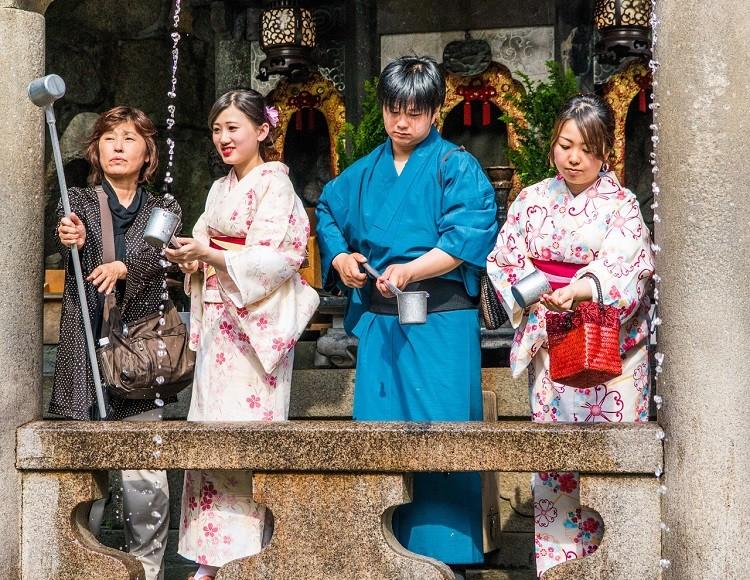 Odwiedzić Japonię